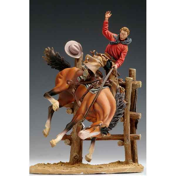 Figurine - Bronco Billy en 1880 - S4-S12