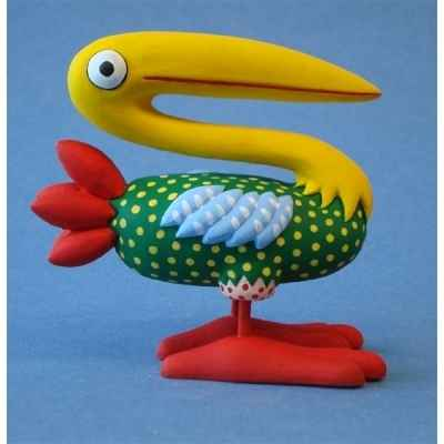 Figurine Oiseau Windig -WIN04