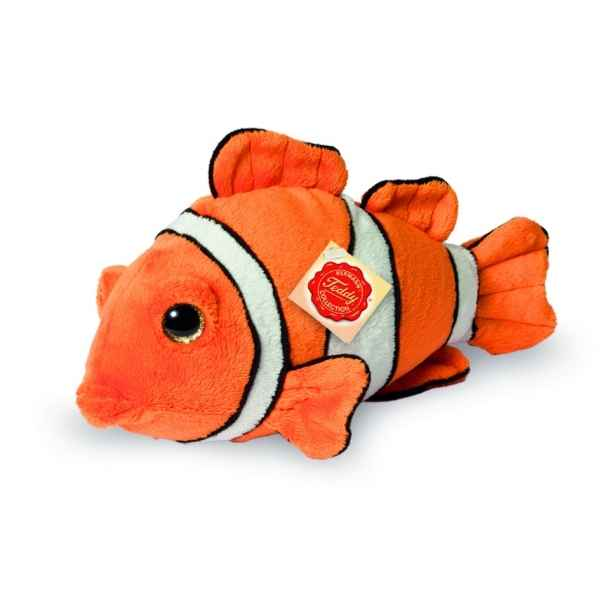 Peluche poisson clown 25 cm Hermann -90108 2