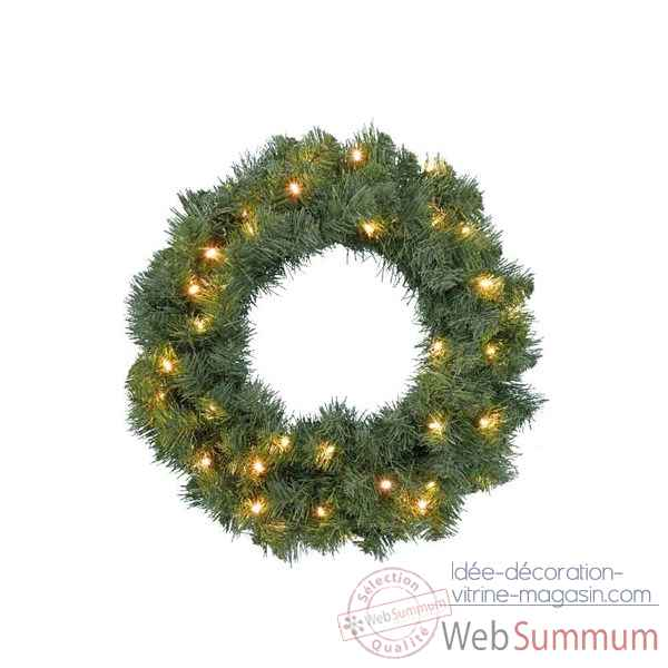 Couronne imperial illumine 480branches Kaemingk -691069