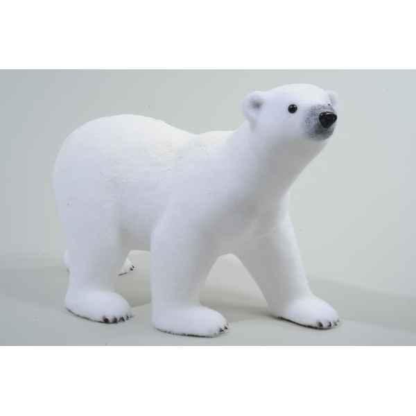 Ours polaire et neige Kaemingk ,455844
