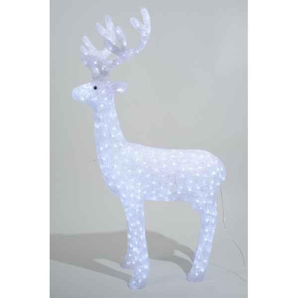 ecureuil acrylique led kaemingk 492058 dans animaux. Black Bedroom Furniture Sets. Home Design Ideas