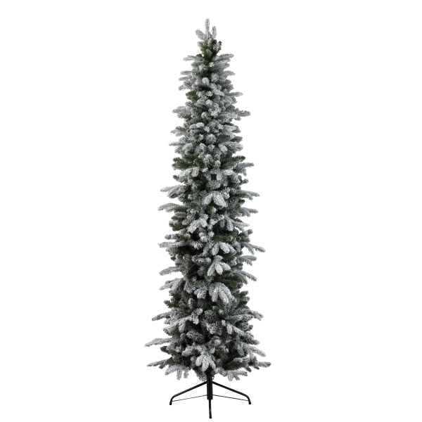Sapin enneigé vienna pencil 240 cm Everlands -NF -688743