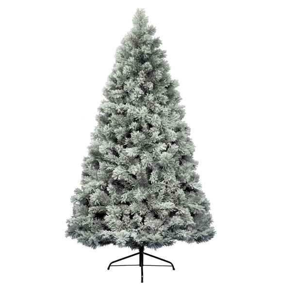 D co noel sapin id e d coration vitrine magasin - Decoration sapin enneige ...