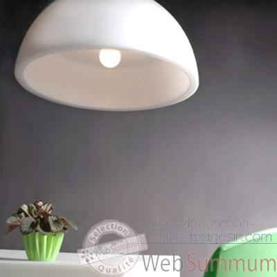 Luminaire suspension Cupole moyen modele Slide - SD MOS080
