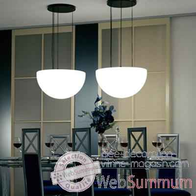 Lampe ronde a suspendre granite Moonlight -mlhslglr550