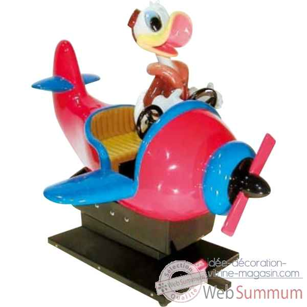 Avion de donald Merkur Kids -73011529