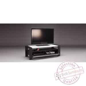 Meuble audio video avec porte norstone -kubben wb