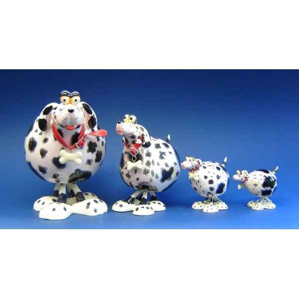 Figurine animal antics chien (mini) - rr45054