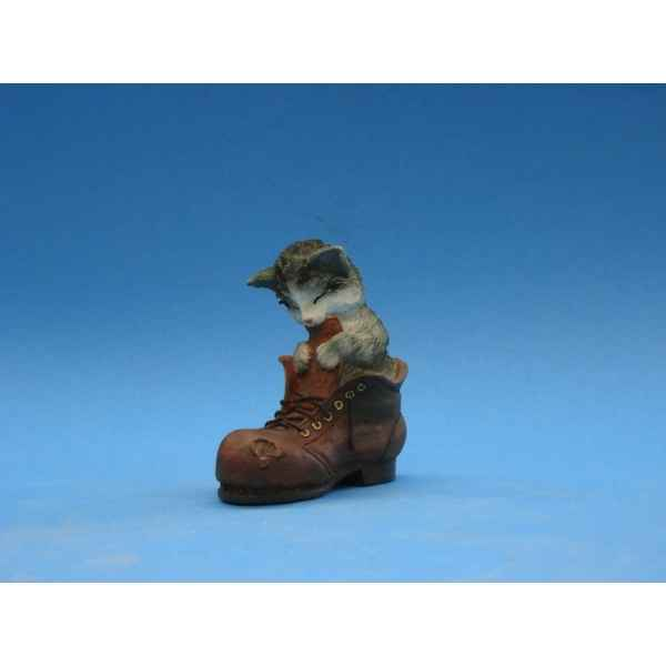 Figurine chat - zifre  - ca28