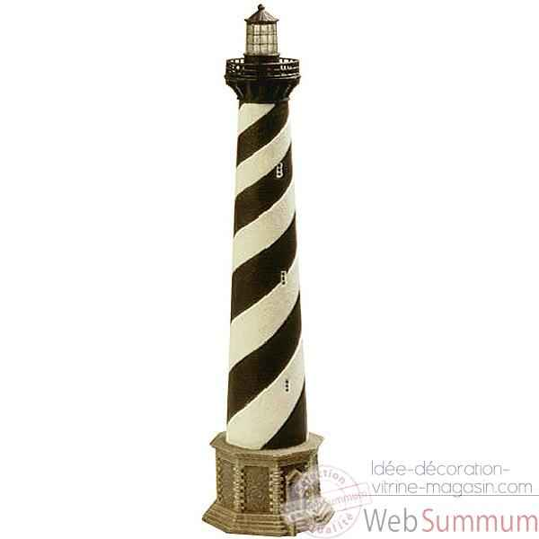 Phare a terre - Cape Hatteras  - PH017
