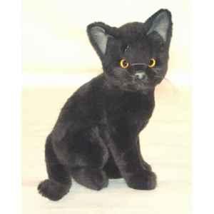 peluche assise chat chartreux 30 cm piutre dans chats de peluche animali re piutre. Black Bedroom Furniture Sets. Home Design Ideas