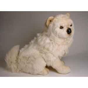 peluche debout chow chow beige50 cm piutre dans chiens de peluche animali re piutre. Black Bedroom Furniture Sets. Home Design Ideas