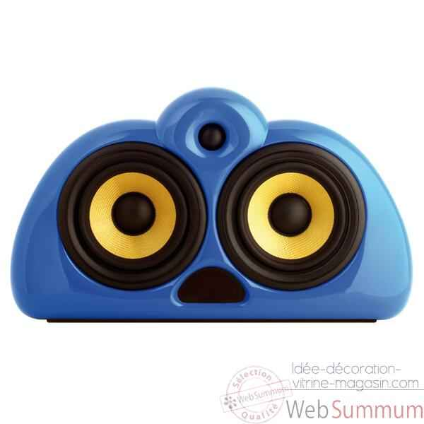 Video Enceinte Cinepod bleu
