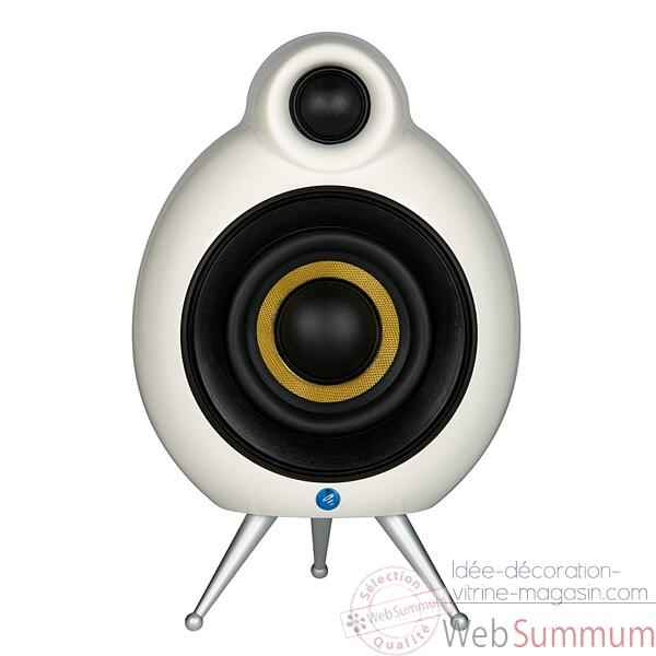 Video Enceinte Micropod SE blanc