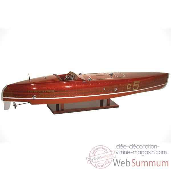 Maquette Runabout American - Babybootlegger - Collection Riva - R-BABY82