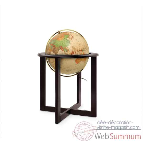 Globe lumineux cross antique antique 50 cm (diametre) Sicjeg