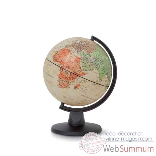 Globe non lumineux mini 16 antique mini antique 16 cm (diametre) Sicjeg