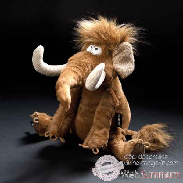 Peluche mammouth long gone, beasts Sigikid -38659