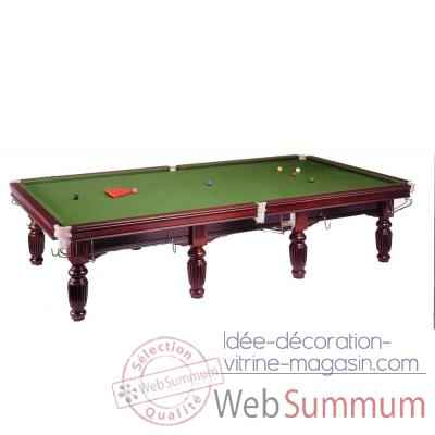 Billard toulet snooker