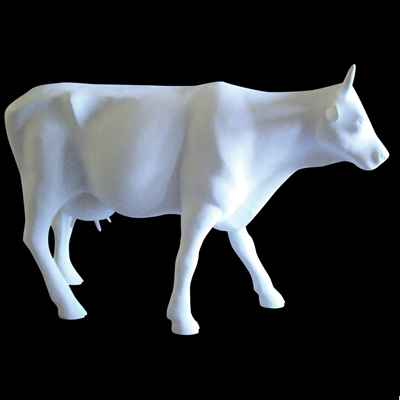 Vache Deco Cow Blank Art in the City - 80913
