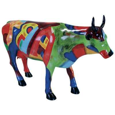 Cow Parade -Kansas City 2001, Artiste Cynthia S. Hudson - Art of America-26222