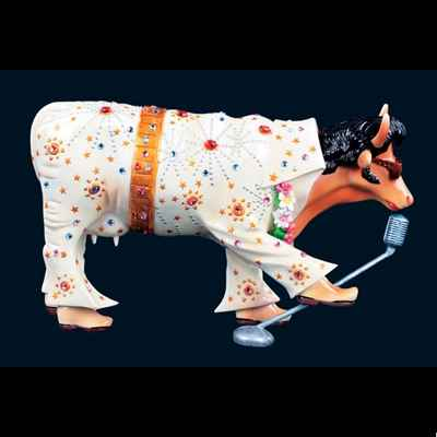 Vache The King Art in the City - 80611